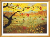 Apple Tree with Red Fruit, c.1902 Posters by Paul Ranson