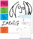 ImagineJohn Lennon - 2013 Calendar Calendars