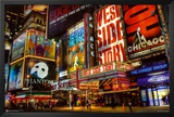 Times Square Theater District Print