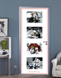 Happy Days Door Wallpaper Mural Wallpaper Mural by Kim Anderson