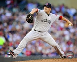 Jon Lester 2012 Action Photo