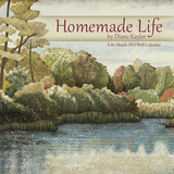 Homemade Life - Diane Kaylor - 2013 Linen Calendar Calendars