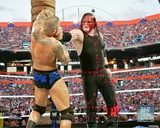 Kane WrestleMania XXVIII Action Photo
