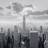 Skyline Of New York Posters