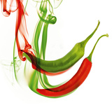 Hot Chili Peppers Art