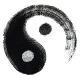 Yin &amp; Yang Affiche