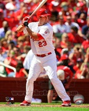 David Freese 2012 Action Photo