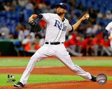 David Price 2012 Action Photo