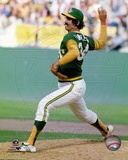 Rollie Fingers Action Photographie