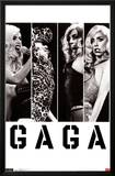 Lady Gaga - Photo Bars Posters