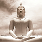 Buddha Statue Posters