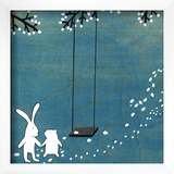 Follow Your Heart- Let's Swing Art by Kristiana Pärn
