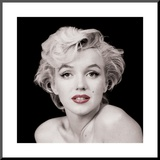 Marilyn Monroe Mounted Print