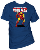 Iron Man - Invincible T-shirts
