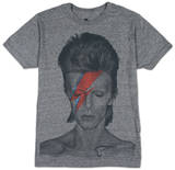 David Bowie - Alladin Sane Camiseta