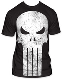Punisher - Oversized Logo T-shirts