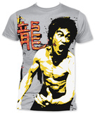 Bruce Lee - Scream Shirt