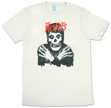 Misfits - Classic Skull Distressed T-shirts