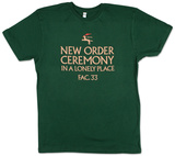 New Order - In A Lonely Place Shirts