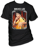 Bruce Lee - Fire Shirt