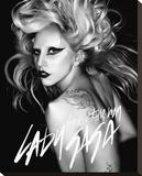 Lady Gaga-Born This Way Bedruckte aufgespannte Leinwand