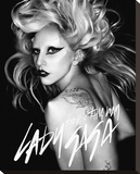 Lady Gaga-Born This Way Sträckt Canvastryck
