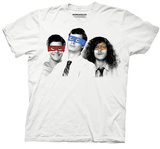 Workaholics - Three Ninjas T-shirts