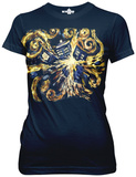 Juniors: Doctor Who - Van Gogh The Pandoric Opens T-Shirt