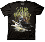 Swamp People - Gator Country T-Shirt