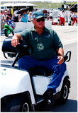 AJ Foyt Kansas Speedway Archival Photo Sports Poster Print Prints