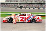 Neil Bonnett Archival Photo Sports Poster Print Print