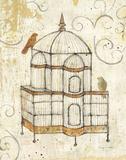Bird Cage I Poster von Avery Tillmon