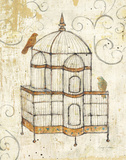 Bird Cage I Prints by Avery Tillmon