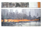 The Gates XXVII Print by  Christo