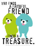 A Faithful Friend Print by Ginger Oliphant