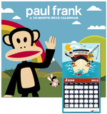 Paul Frank - 2013 Wall Calendar Calendars