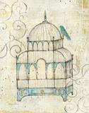 Bird Cage II Kunst von Avery Tillmon