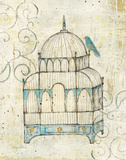 Bird Cage II Prints by Avery Tillmon