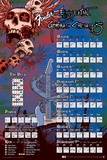 Fender Guitar Chords Posters