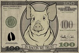 In Bacon We Trust Prints