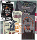 House of Blues - 2013 Wall Calendar Calendars