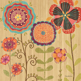 Folklore Garden II Poster by Wendy MacFarlane