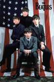 Beatles USA Poster