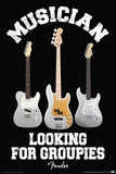 Fender Groupies Prints