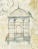 Bird Cage IV Kunstdrucke von Avery Tillmon