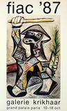 Arlequin Sammlerdrucke von Pablo Picasso