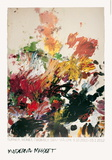 Untitled Collectable Print by Cy Twombly