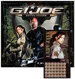 G.I. Joe: Retaliation - 2013 Wall Calendar Calendars