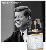 John F. Kennedy - 2013 Wall Calendar Calendars