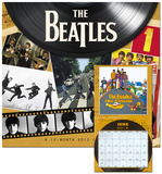 The Beatles - 2013 Wall Calendar Calendarios